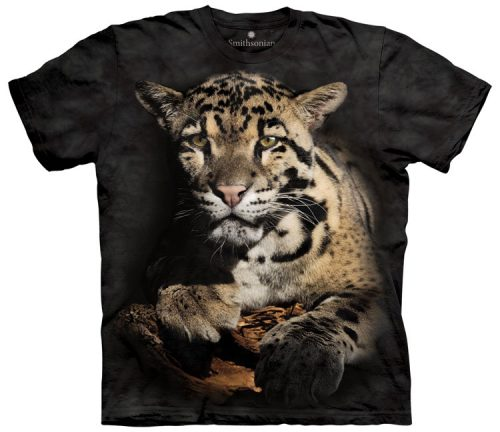 Clouded Leopard Shirt