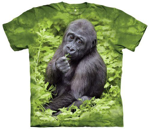Western Lowland Gorilla Shirt