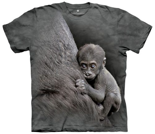 Baby Lowland Gorilla Shirt