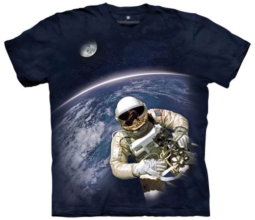 Space Walk Astronaut Shirt