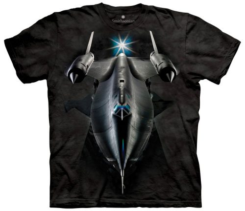 SR-71 Blackbird Shirt