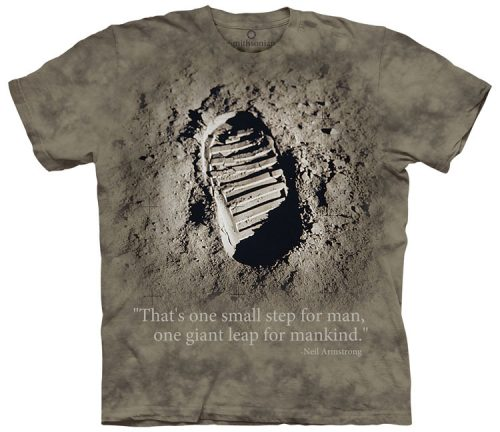 First Step on Moon Shirt