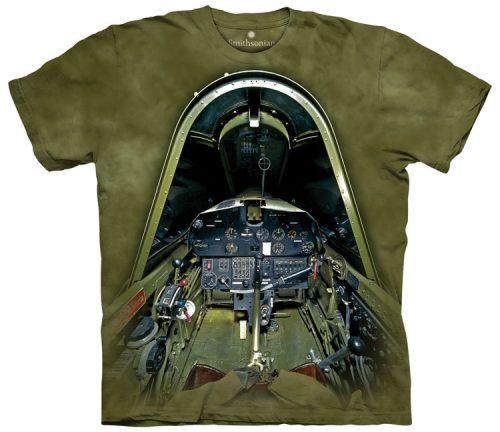 Vought Corsair Cockpit Shirt
