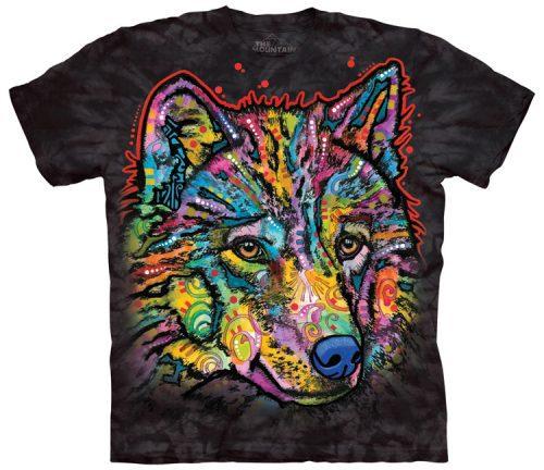 Happy Wolf Shirt