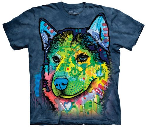 Siberian Husky Russo Shirt