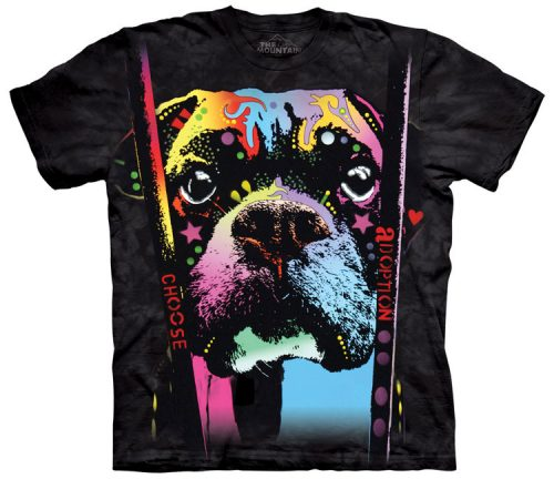 Boxer Choose Adoption Shirt