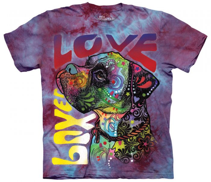 Boxer Luv Shirt
