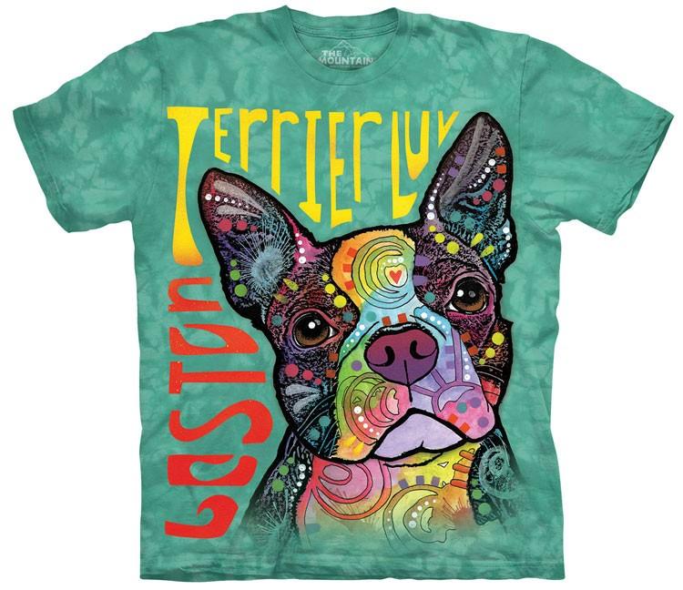 Boston Terrier Luv Shirt