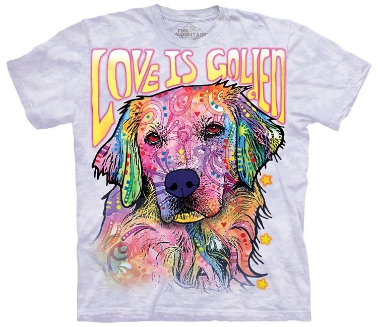 Love is Golden Shirt
