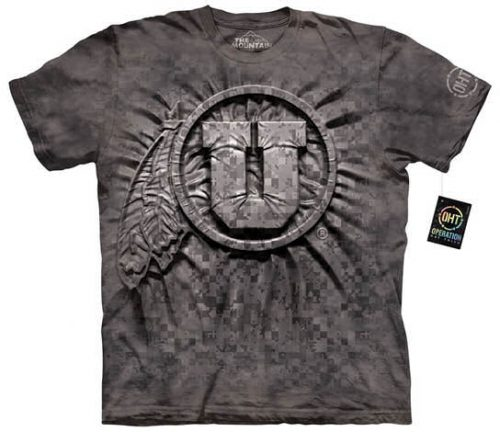 University of Utah Gray Shirt