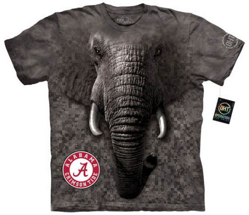University of Alabama Crimson Shirt