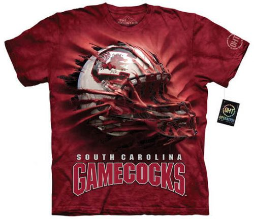 University of South Carolina Football Shirt