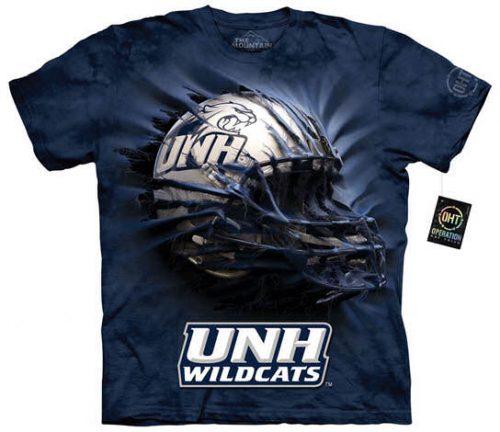 University of New Hampshire Football Shirt