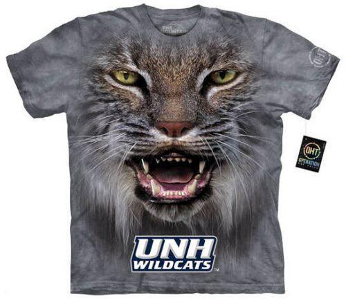 University of New Hampshire Wildcat Shirt