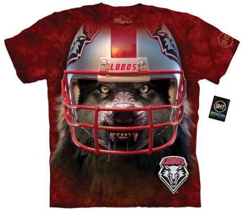 University of New Mexico Football Shirt