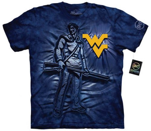 West Virginia University Shirt