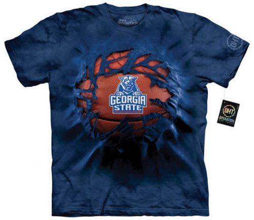 Georgia State University Basketball Shirt