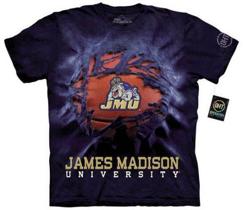 James Madison University Shirt