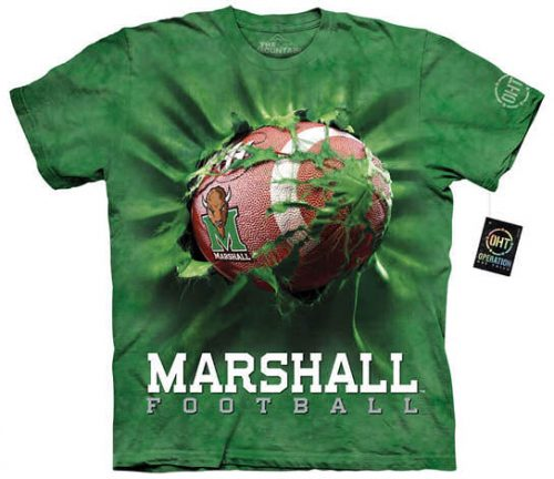 Marshall University Football Shirt