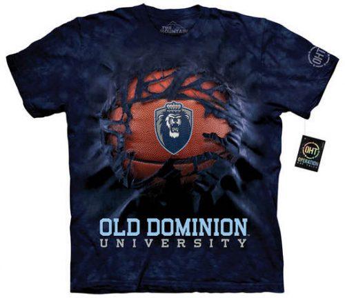 Old Dominion University Shirt