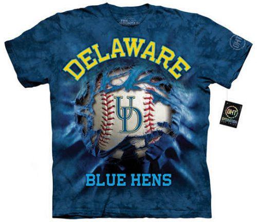 University of Delaware Baseball Shirt