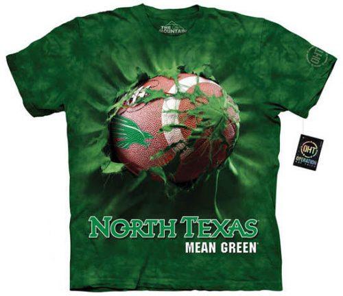 University of North Texas Shirt