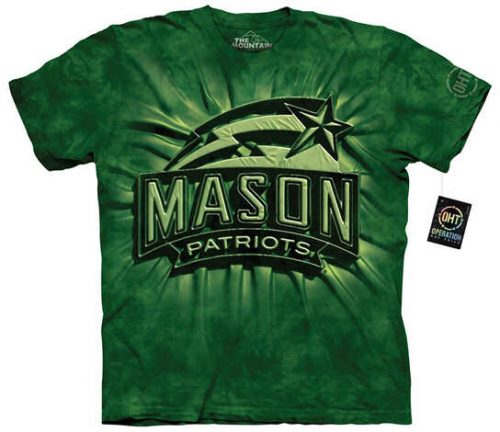 George Mason University Patriot Shirt