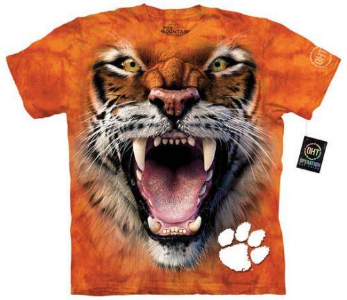 Clemson University Tiger Shirt