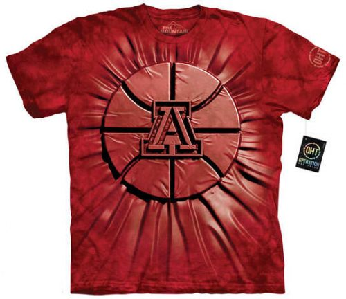 University of Arizona Basketball Shirt