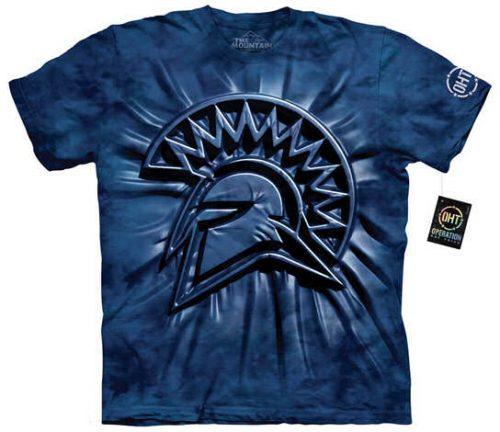 San Jose State University Spartan Shirt