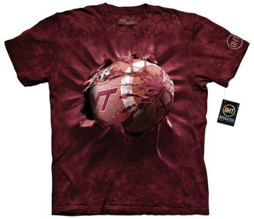 Virginia Tech Football Shirt