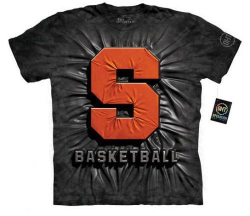 Syracuse University Basketball Shirt