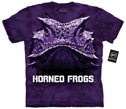 Texas Christian University Frog Shirt