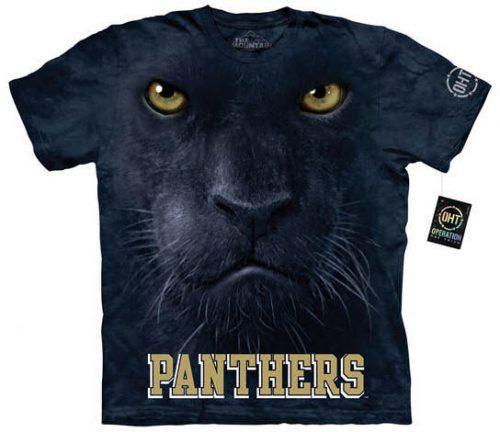 University of Pittsburgh Panther Shirt