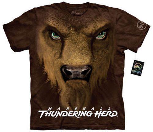 Marshall University Buffalo Shirt