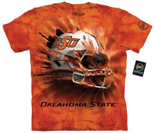 Oklahoma State University Football Shirt