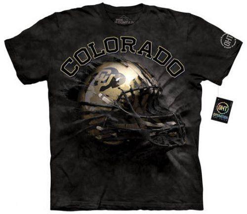 University of Colorado Football Shirt