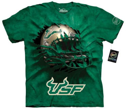 University of South Florida Football Shirt