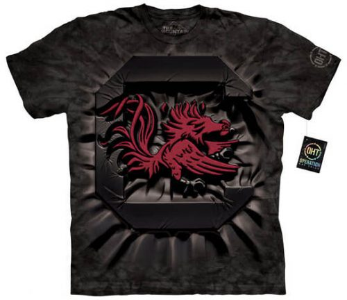University of South Carolina Gamecock Shirt