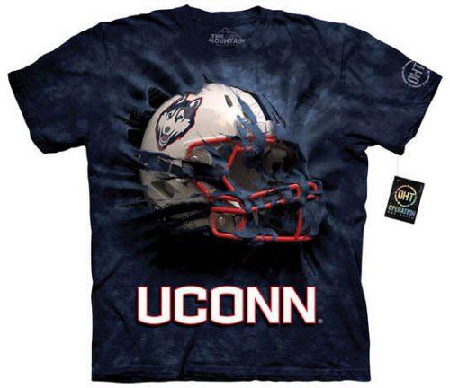University of Connecticut Football Shirt