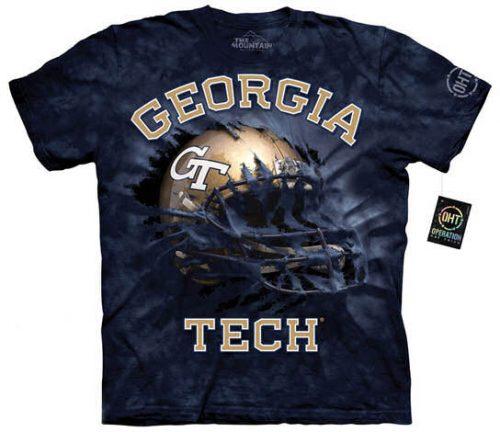 Georgia Tech Football Shirt