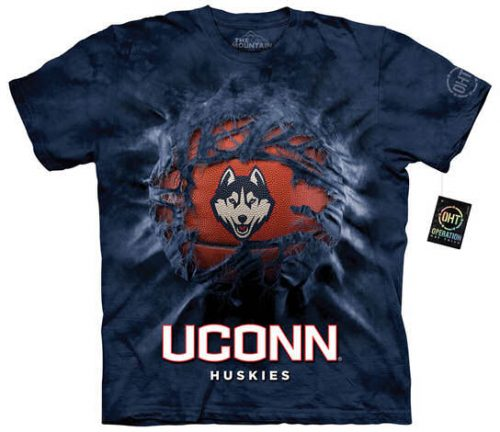 University of Connecticut Basketball Shirt