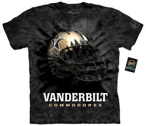 Vanderbilt University Basketball Shirt