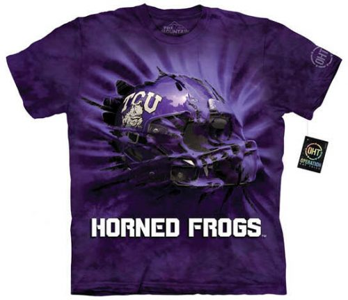 Texas Christian University Football Shirt