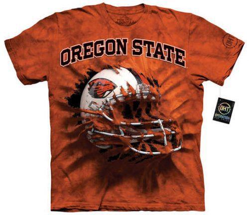 Oregon State University Football Shirt
