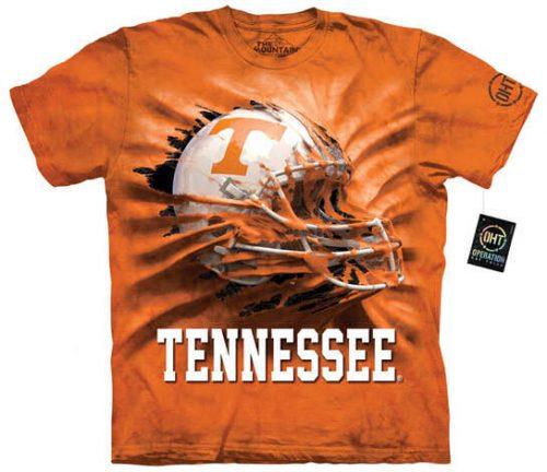 University of Tennessee Football Shirt