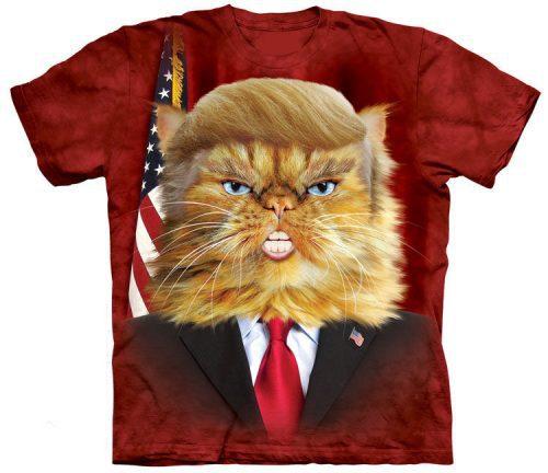 Donald Trump Trumpy Cat Shirt