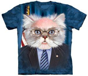 Bernie Sanders Cat Shirt