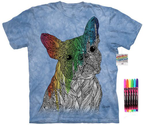 Barky Dog Color Marker Shirt