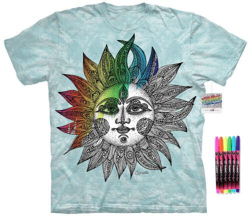 Helios Sun Color Marker Shirt